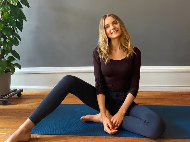 Yoga mit Fiona Mariele Lau