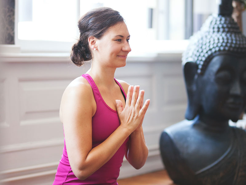 Yoga mit Svenja Kunde